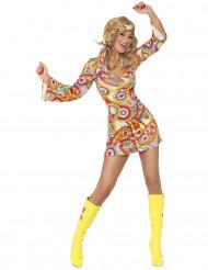 Woodstock pingla - Hippiekläder för vuxna