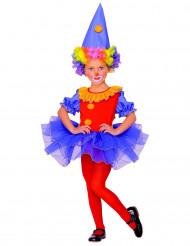 Blossom - Clowndräkt för barn till kalaset