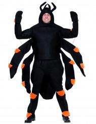 Spindel - utklädnad vuxen Halloween