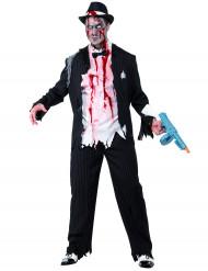 Zombie-gangster i Charlestonstil Vuxen Halloween