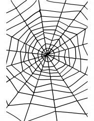 Spindelväv Halloween
