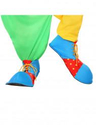 Clownskor för vuxna