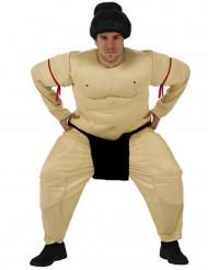 Sumobrottare - utklädnad vuxen