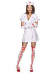 Snygg Sjuksköterska - Maskeraddräkt för vuxna