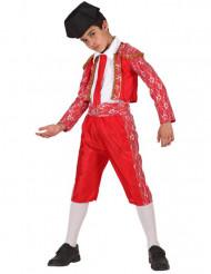 Kostym som toreador barn