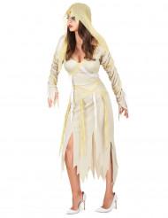 Mumie-utklädnad vuxen Halloween