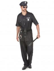 Polisdräkt Man