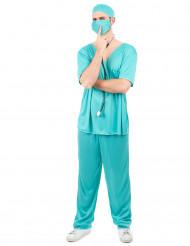 Läkardräkt herrar