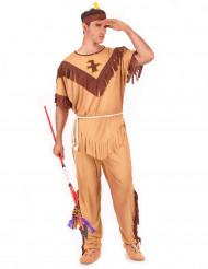 Indianman Maskeraddräkt