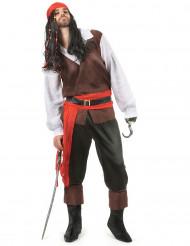 Roland Rom - Piratkläder för vuxen