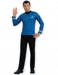 Maskeraddräkt blå Spock Star Trek™ vuxen