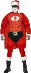 Supertomten - Juldräkt för vuxna