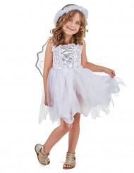 Bedårande änglaklänning - Juldräkt för barn