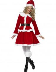 Tomtekjol med jacka - Juldräkt för vuxna