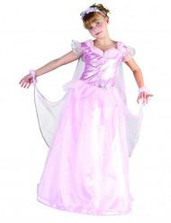 Rosa dagdröm - Prinsessdräkt för barn till maskeraden