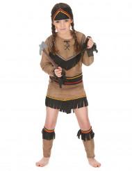 Modiga Minken - Indianutklädnad i barnstorlek