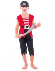 Piratdräkt till kalaset för barn