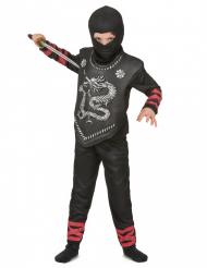 Ninja dragon - Ninjadräkt för barn