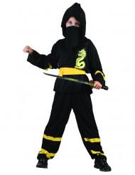 Drakkrigare - Ninjadräkt för barn