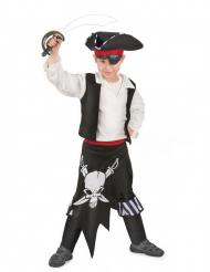 Tuff pirat med piratflagga - Utklädnad för barn
