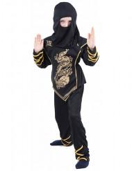 Ninjadräkt för barn - Drake