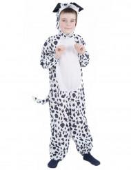 Dalmatindräkt för barn till kalaset