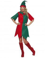 Alvklänning för vuxna - Jultomtens medhjälpare