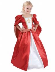 Medeltida prinsessa - utklädnad barn