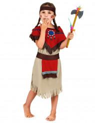 Rodnande Räven - Indianutklädnad för barn
