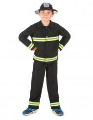 Brandman - Maskeradkläder för barn
