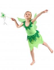 Gröna gläntans älva - Maskeradkläder för barn