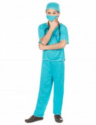 Kirurgdräkt för barn till maskeraden