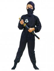 Svarta faran - Fräck ninjadräkt för barn