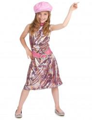 Rosa disco - utklädnad barn