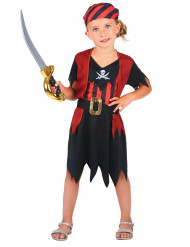 Fräck piratdräkt för barn