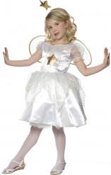 Bedårande ängladräkt för barn - Juldräkt
