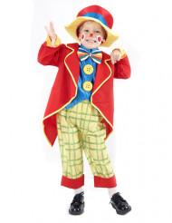 Clown - Maskeraddräkt för barn
