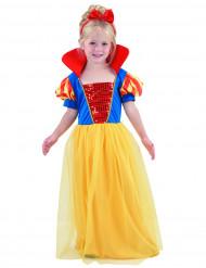 Sagoprinsessa med fin kage - Utklädnad för barn