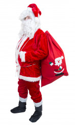 Jultomtedräkt för vuxna - Juldräkt