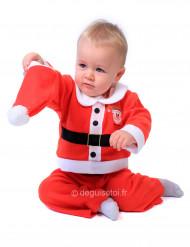 Söt tomtedräkt för bebisar - Juldräkt