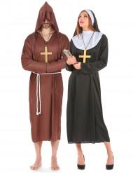 Munk och nunna