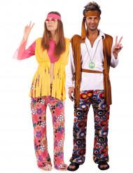 Hippiepar för vuxna