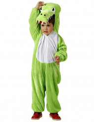 Krokodilen - Maskeraddräkt för barn