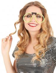 Självlysande glasögon