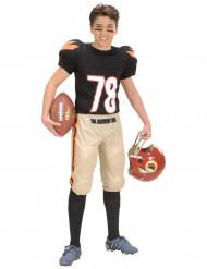 Amerikansk fotbollsspelare Barn Maskeraddräkt