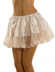Vit kjol vuxna