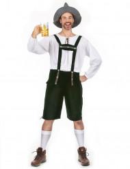 Korta snickarbyxor till Oktoberfest - Maskeraddräkt vuxna