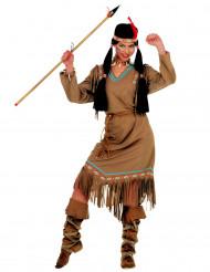 Dansande gräshoppan - Indiandräkt för vunxa