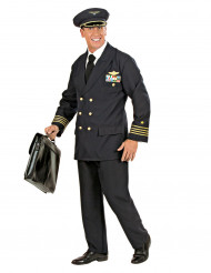 Maskeraddräkt pilot man