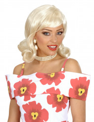 Debbie - Blond 50-talsperuk för vuxna
